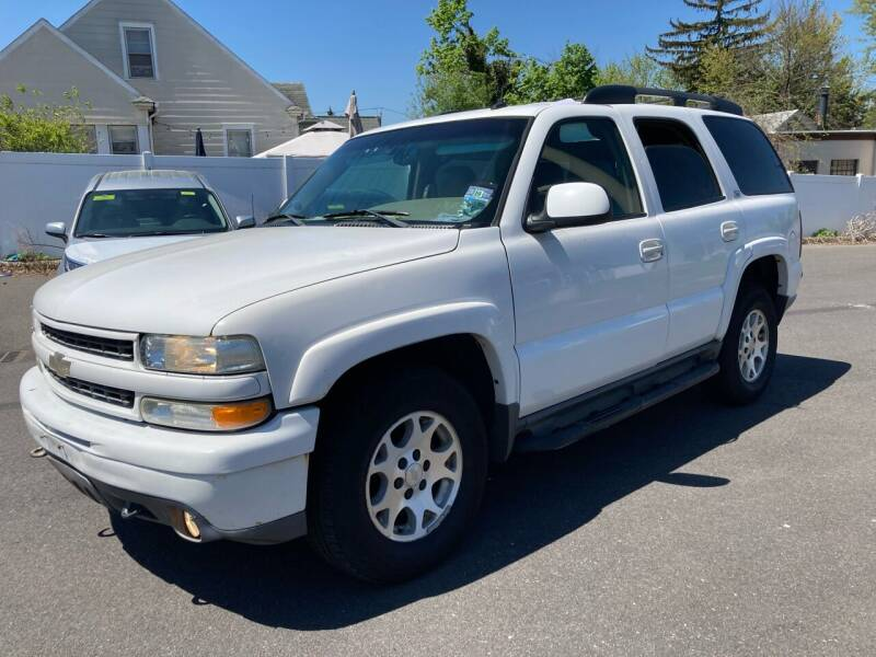 2003 Chevrolet Tahoe for sale at Michaels Used Cars Inc. in East Lansdowne PA