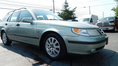 2002 Saab 9-5 for sale at Action Automotive Service LLC in Hudson NY