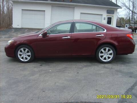 2007 Lexus ES 350 for sale at Northport Motors LLC in New London WI