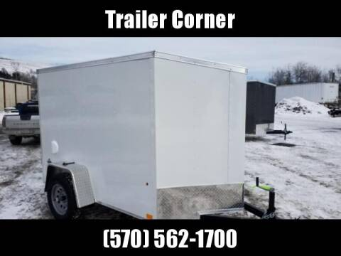 2022 Look Trailers STLC 5X8 - BARN DOOR