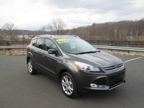 2016 Ford Escape for sale at Tri Town Truck Sales LLC in Watertown CT