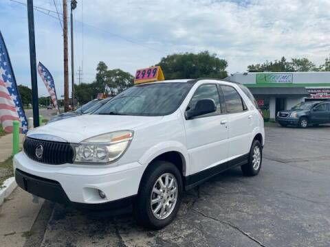 2007 Buick Rendezvous for sale at Extreme Auto Sales in Clinton Township MI