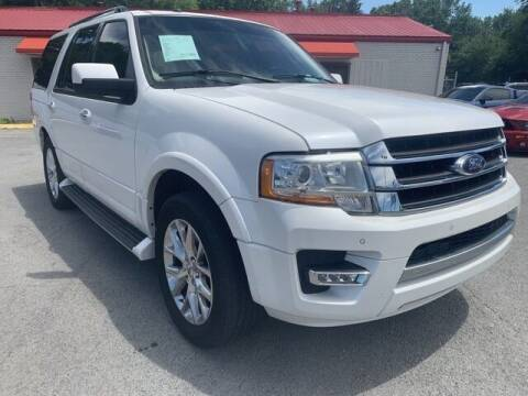 2017 Ford Expedition for sale at CON ALVARO ¡TODOS CALIFICAN!™ in Columbia TN