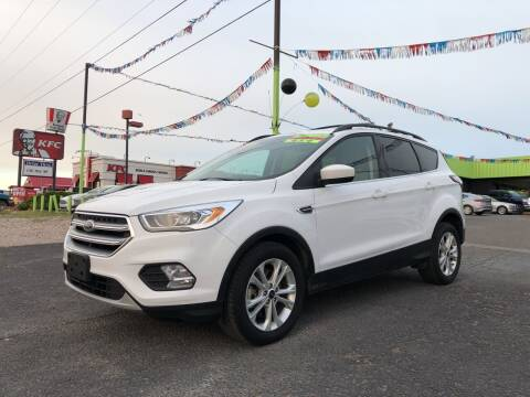2017 Ford Escape for sale at 1st Quality Motors LLC in Gallup NM