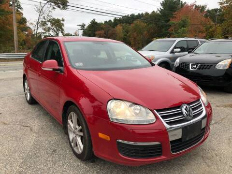 2006 Volkswagen Jetta for sale at Royal Crest Motors in Haverhill MA