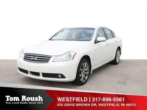 2007 Infiniti M35 for sale at Tom Roush Budget Westfield in Westfield IN