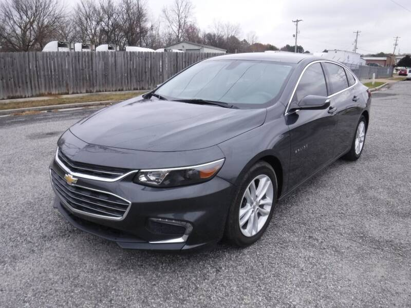 2017 Chevrolet Malibu for sale at AutoMax of Memphis - Logan Karr in Memphis TN