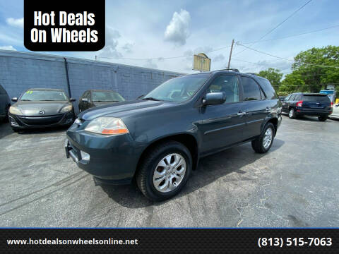 2003 Acura MDX for sale at Hot Deals On Wheels in Tampa FL