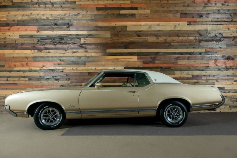 1970 Oldsmobile Cutlass for sale at AutoSmart in Oswego IL