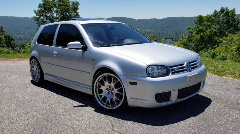 2004 Volkswagen R32 for sale at Rare Exotic Vehicles in Weaverville NC