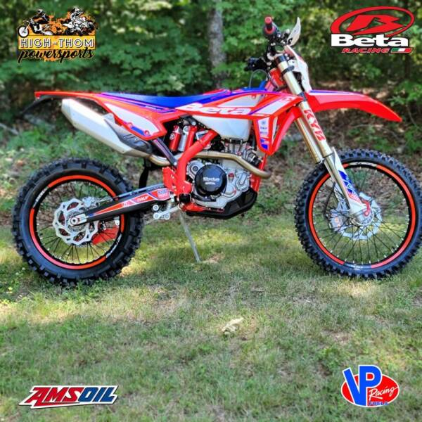 2021 Beta 390 RR Race for sale at High-Thom Motors - Powersports in Thomasville NC