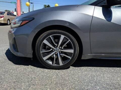 2019 Nissan Maxima for sale at Alvarez Auto Sales in Kennewick WA