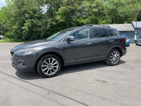2014 Mazda CX-9 for sale at Adairsville Auto Mart in Plainville GA