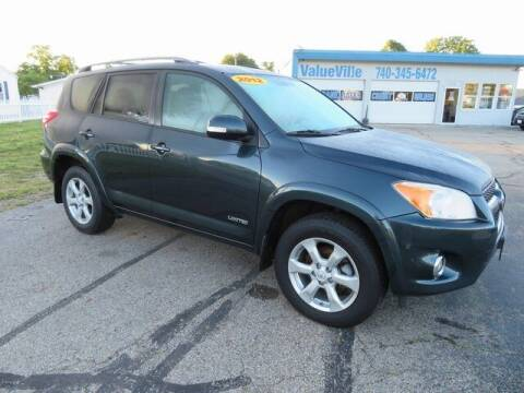 2012 Toyota RAV4 for sale at Tri-County Pre-Owned Superstore in Reynoldsburg OH
