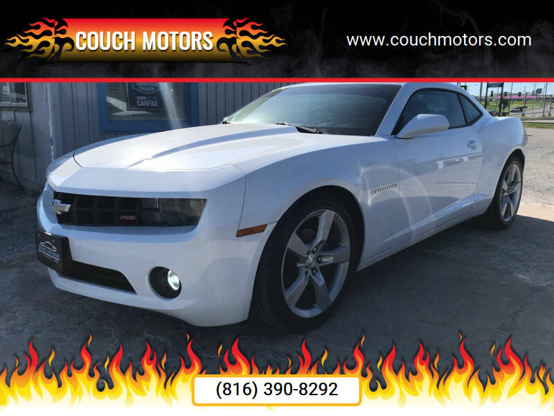 2012 Chevrolet Camaro for sale at Couch Motors in Saint Joseph MO