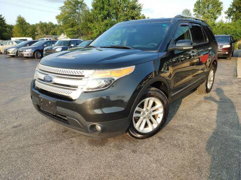 2012 Ford Explorer for sale at Cruisin' Auto Sales in Madison IN