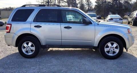 2011 Ford Escape for sale at Hilltop Auto in Prescott MI
