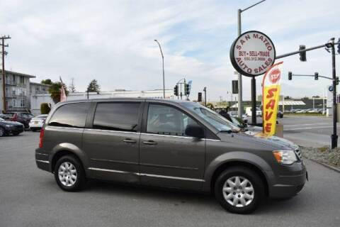 2010 Chrysler Town and Country for sale at San Mateo Auto Sales in San Mateo CA
