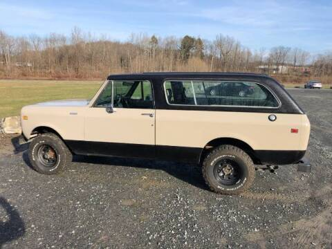 1980 International Scout for sale at Classic Car Deals in Cadillac MI