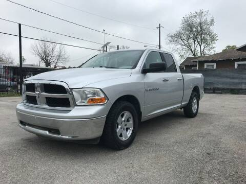 2012 RAM Ram Pickup 1500 for sale at Saipan Auto Sales in Houston TX