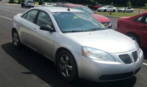 2009 Pontiac G6 for sale at D & J AUTO EXCHANGE in Columbus IN