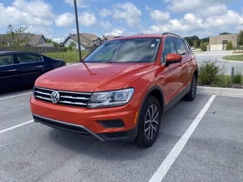 2019 Volkswagen Tiguan for sale at BMW of Schererville in Schererville IN