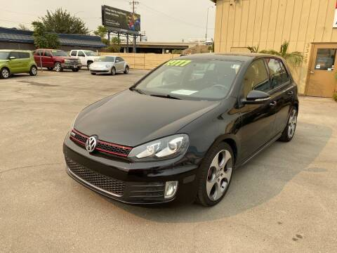 2013 Volkswagen GTI for sale at Approved Autos in Bakersfield CA