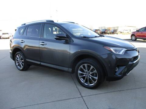 2017 Toyota RAV4 for sale at LK Auto Remarketing in Moore OK