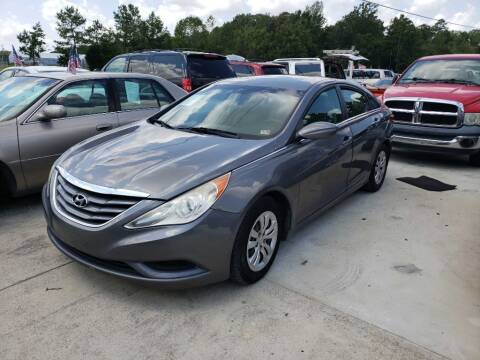 2011 Hyundai Sonata for sale at Complete Auto Credit in Moyock NC