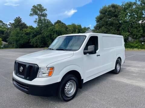2016 Nissan NV Cargo for sale at Asap Motors Inc in Fort Walton Beach FL