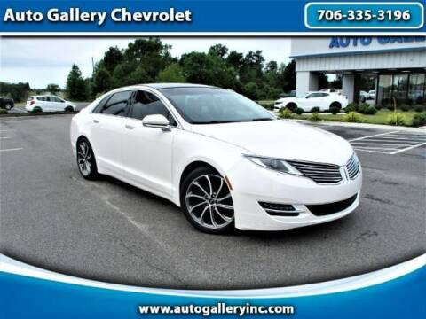 2015 Lincoln MKZ for sale at Auto Gallery Chevrolet in Commerce GA
