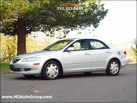 2003 Mazda MAZDA6 for sale at M2 Auto Group Llc. EAST BRUNSWICK in East Brunswick NJ