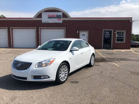 2011 Buick Regal for sale at Family Auto Finance OKC LLC in Oklahoma City OK