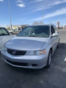 2004 Honda Odyssey for sale at Cars 4 Idaho in Twin Falls ID