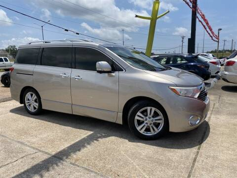 2013 Nissan Quest for sale at Direct Auto in D'Iberville MS