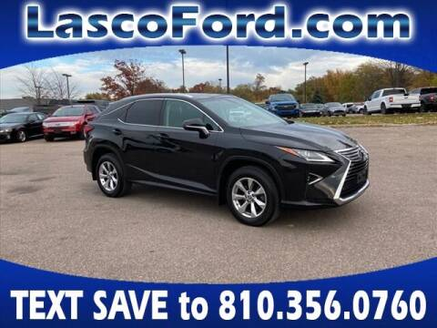 2018 Lexus RX 350 for sale at Lasco of Grand Blanc in Grand Blanc MI