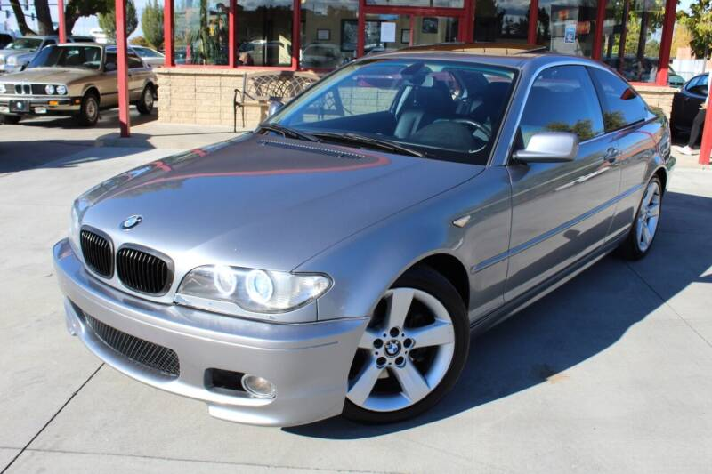 2004 BMW 3 Series for sale at ALIC MOTORS in Boise ID