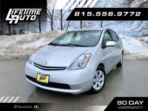 2008 Toyota Prius for sale at Lifetime Auto in Elwood IL