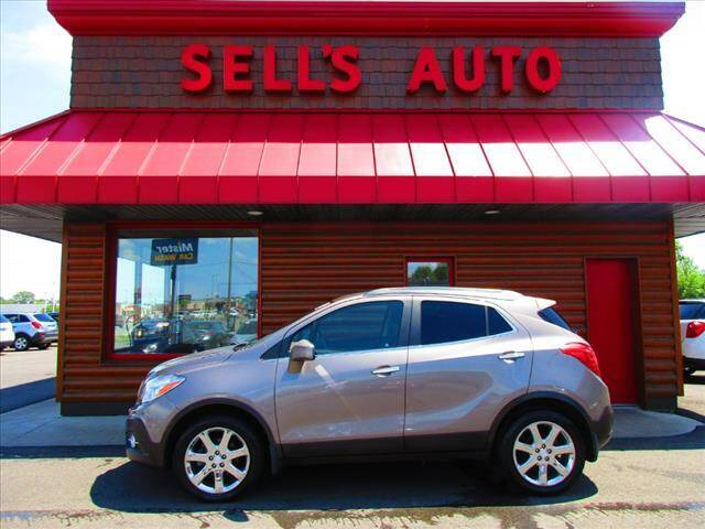 2013 Buick Encore for sale at Sells Auto INC in Saint Cloud MN