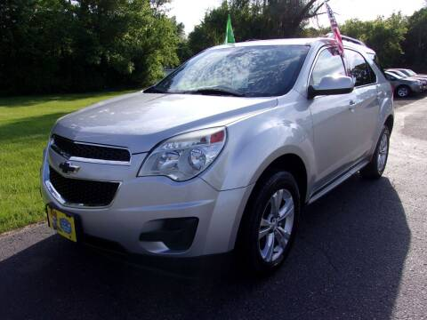 2014 Chevrolet Equinox for sale at American Auto Sales in Forest Lake MN