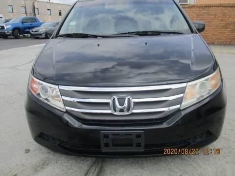 2011 Honda Odyssey for sale at Atlantic Motors in Chamblee GA