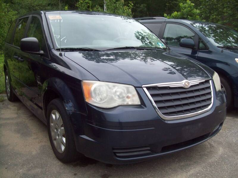 2008 Chrysler Town and Country for sale at Frank Coffey in Milford NH