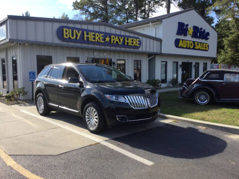 2013 Lincoln MKX for sale at Bi Rite Auto Sales in Seaford DE