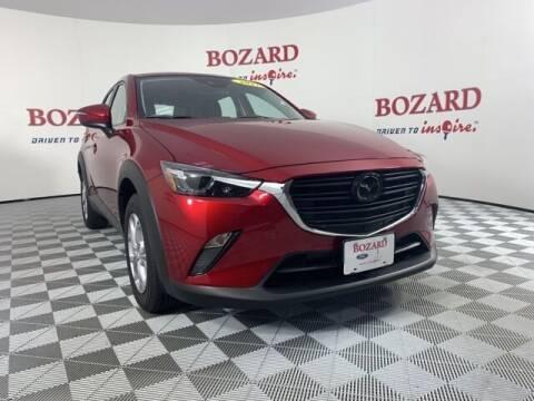 2021 Mazda CX-3 for sale at BOZARD FORD in Saint Augustine FL