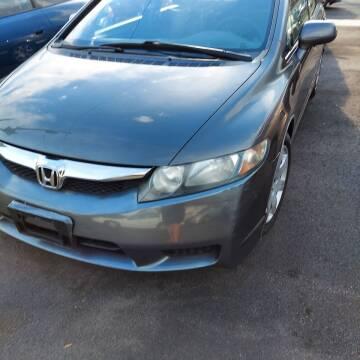 2009 Honda Civic for sale at Premium Motors in Rahway NJ