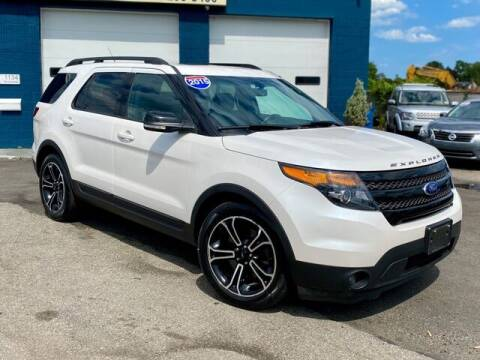 2015 Ford Explorer for sale at Saugus Auto Mall in Saugus MA