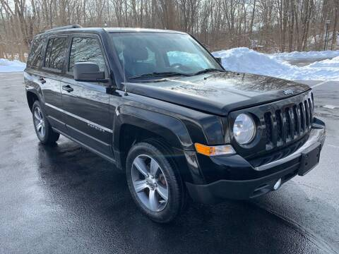 2016 Jeep Patriot for sale at Volpe Preowned in North Branford CT