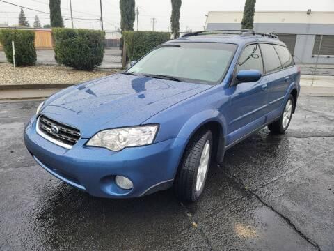 2007 Subaru Outback for sale at The Auto Barn in Sacramento CA