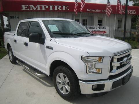 2016 Ford F-150 for sale at Empire Automotive Group Inc. in Orlando FL