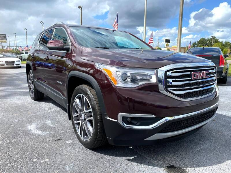 2017 GMC Acadia for sale at Orlando Auto Connect in Orlando FL